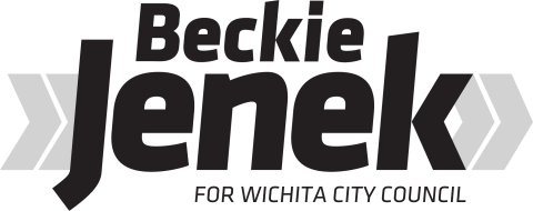 Beckie Jenek  for Wichita City Council