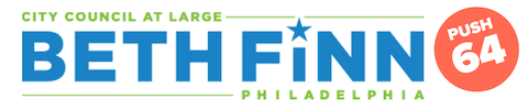 Beth Finn  Philadelphia City Council at Large
