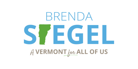 Brenda Siegel  for Governor of Vermont
