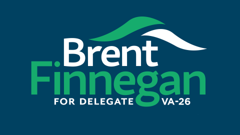 Brent Finnegan  for Virginia House of Delegates (VA-HD-26)
