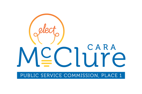 Cara McClure  For Public Service Commission Place 1