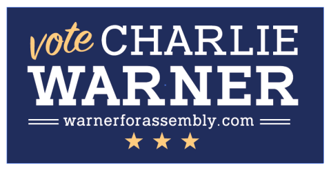 Charlie Warner  For Assembly