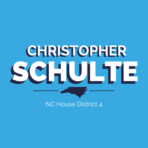 Christopher Schulte  for NC State House District 4