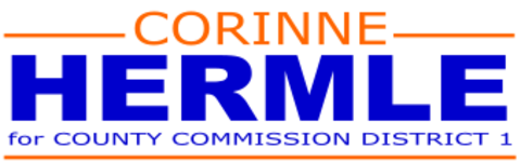 Corinne Hermle  Flagler County Commission, District 1