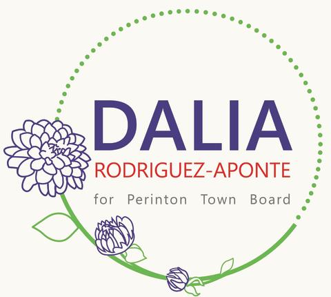 Dalia Rodriguez-Aponte  for Perinton Town Board