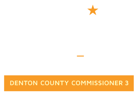 Delia Parker-Mims  for Denton County Commissioner 3
