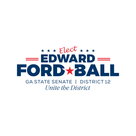 Edward Ford Ball  for State Senate District 12