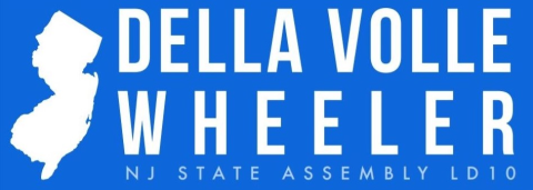 DELLA VOLLE & WHEELER   FOR NJ STATE ASSEMBLY LD 10