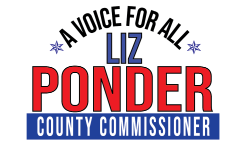 LIZ PONDER  Carteret County Board of Commissioners