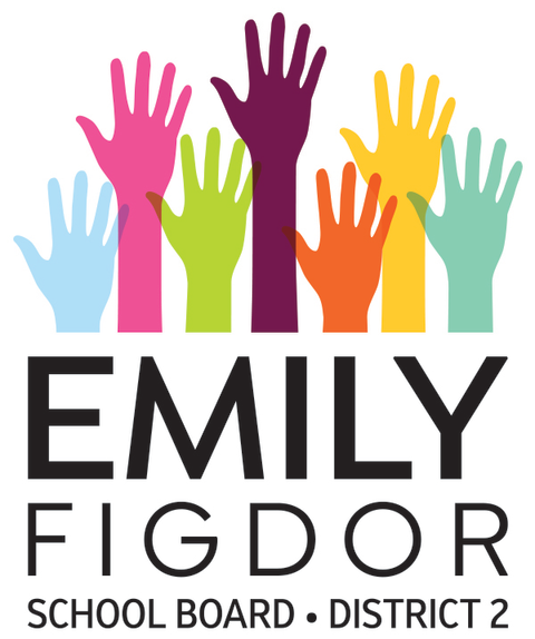 Emily Figdor  for School Board, District 2