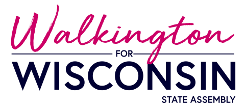 Walkington For Wisconsin  61st District Assembly Candidate