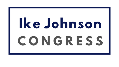 Ike Johnson  for Congress