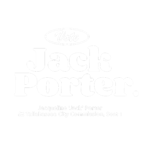 Jack Porter  for Tallahassee City Commission, Seat 1