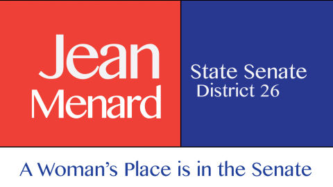 Jean Menard  Louisiana State Senate District 26