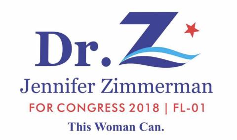 Jennifer Zimmerman  For U.S. House of Representatives