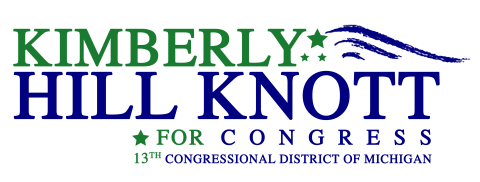 Kimberly Hill Knott  for Congress (MI-13)