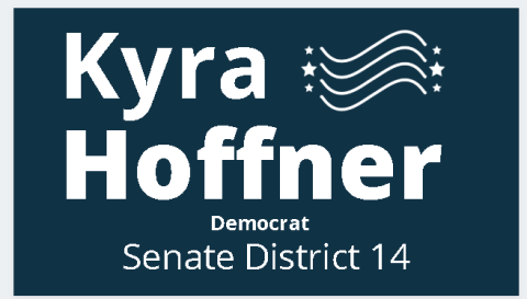 Kyra Hoffner  Senate District 14