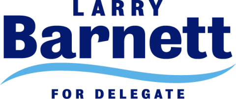 Larry Barnett  for Virginia House of Delegates 27th District