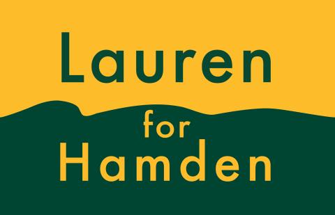 Lauren Garrett  for Hamden Mayor