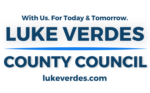Luke Verdes  Northampton County Council District 3