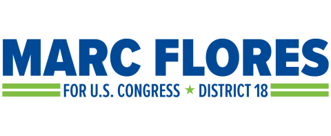 Marc Flores  U.S. Congress District 18