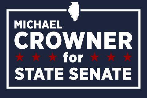 Michael Crowner  for State Senate