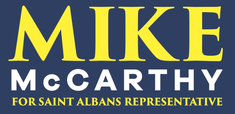 Mike McCarthy  Saint Albans State Representative