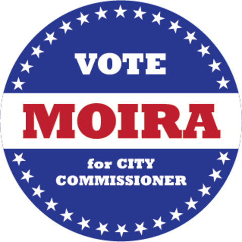 Moira Bohannon  for Philadelphia City Commissioner