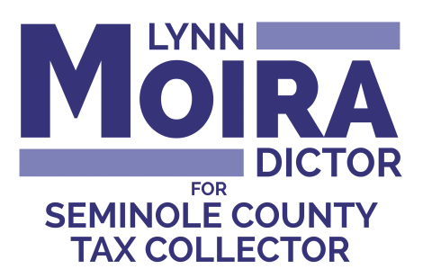 "Lynn ""Moira"" Dictor  for Seminole County Tax Collector"
