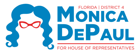 Monica DePaul  for U.S. House of Representatives (FL-04)