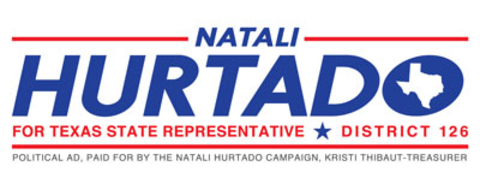 Natali Hurtado  for State Representative 126