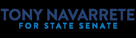 Tony Navarrete  State Senate