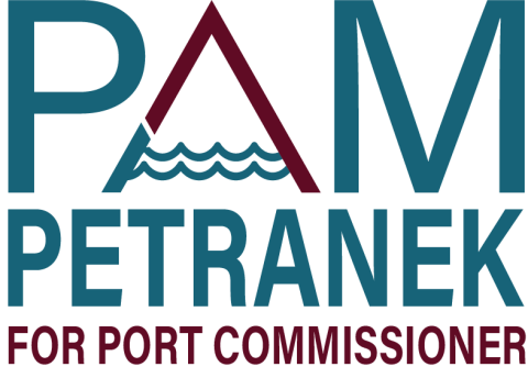 Pam Petranek  for Port Townsend, WA, Port Commissioner