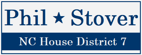 Phil Stover  for NC House District 7