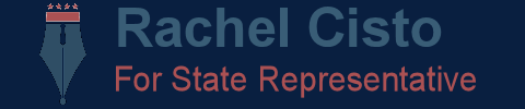 Rachel Cisto  for State Representative, Hillsborough 2
