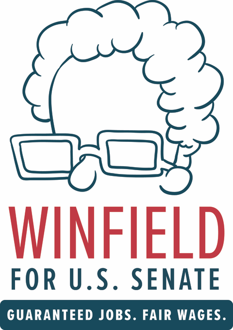 Richard Dien Winfield  For Senate