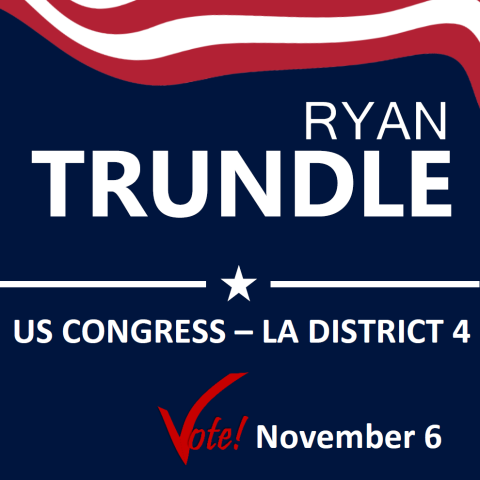 Ryan Trundle  For Congress