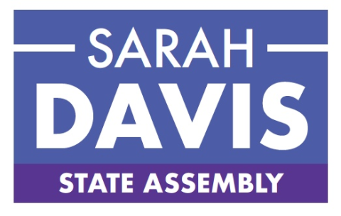 Sarah Davis  for Assembly District 78