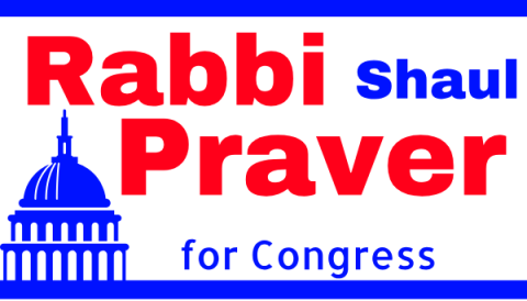 Shaul Praver   For U.S. House (CT-05)