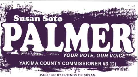 Susan Soto Palmer  for Yakima County Commissioner #3 (D)