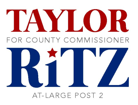 Taylor Ritz  for Glynn County Commissioner At-Large Post 2