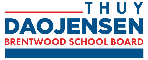 Dr. Thuy DaoJensen  for Brentwood School Board 2018