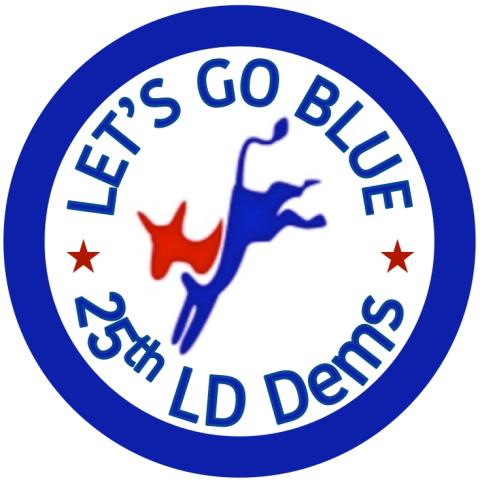 WA-25  Legislative District Democrats