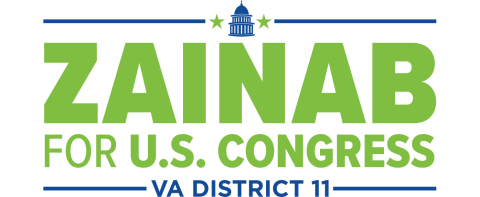 Zainab Mohsini  Democrat for House of Representatives VA-11