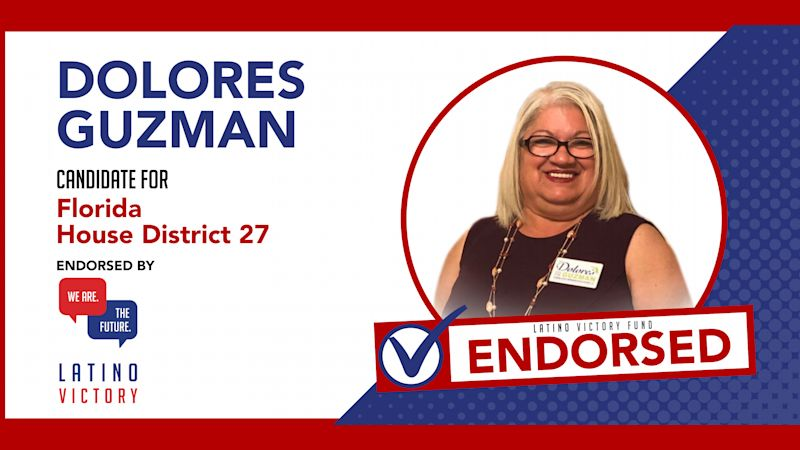 Dolores Guzman - LV Endorsement Graphic - Twitter