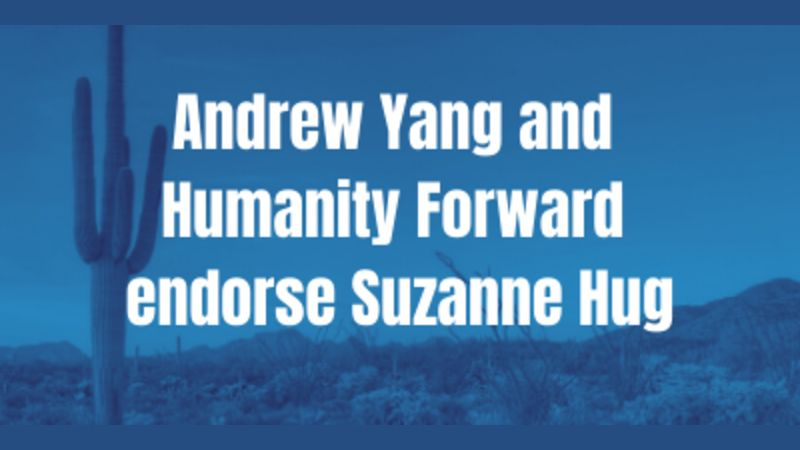 Humanity Forward endorsement