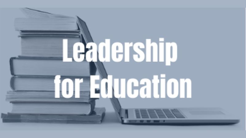 leadership for education