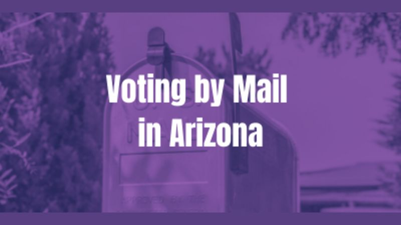 Voting by mail in AZ