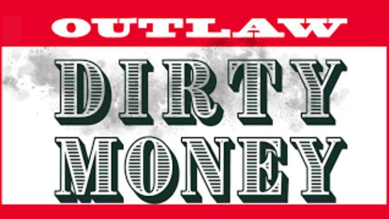 Outlaw Dirty Money Logo