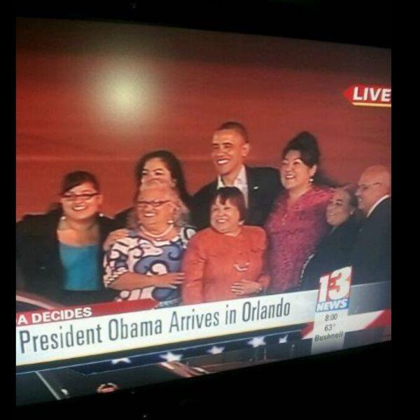 President Obama in Orlando